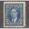 USED CANADA #235 (1937)