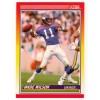 1990 Score Wade Wilson NFL Trading Card # 250 - LN