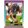 1990 Score Jay Hilgenberg NFL Trading Card # 171 - LN