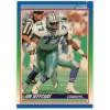 1990 Score Jim Jeffcoat NFL Trading Card # 33 - LN