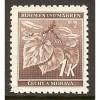 1941 BOHEMIA & MORAVIA  1 K. WW II  German occupation  mint**, Scott # 51