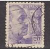 USED SPAIN #693 (1939)