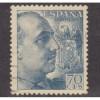 USED SPAIN #701 (1940)