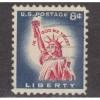 USED SCOTT #1042 (1958)
