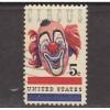 USED SCOTT #1309 (1966)