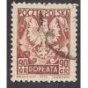 (PO) Poland Sc# J131 Used