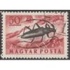 USED HUNGARY #C138 (1954)
