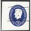 United States - Scott #U544a Used - Cut Square - Die 1 (2)