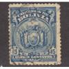 USED BOLIVIA #145 (1925)