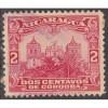 USED NICARAGUA #410 (1922)