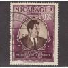 USED NICARAGUA #785 (1957)