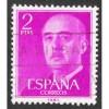 Spain - Scott #830 Used (2)