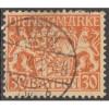 USED BAVARIA (GERMAN STATE) #O16 (1916)