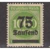 UNUSED/NH GERMANY #252 (1923)