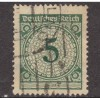 USED GERMANY #324 (1923)