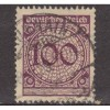 USED GERMANY #328 (1923)
