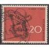 USED GERMANY #781 (1958)