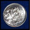 HAPPILY EVER AFTER NEW ORLEANS MARDI GRAS DOUBLOON TOKEN CASTLE KNIGHT PRINCESS