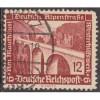 USED GERMANY #B98 (1936)