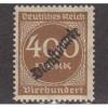 UNUSED/NH GERMANY #O27 (1923)