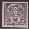(AU) Austria Sc#  P29 MH