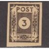UNUSED/NH GERMANY (EAST SAXONY) #15N2 (1945)