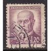 (CZ) Czechoslovakia Sc# 295A Used