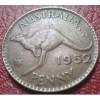 1952(m) AUSTRALIA PENNY IN VF CONDITION