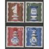 1972 BERLIN West  complete semi postal set  mint**, Scott # 9NB92-9NB95