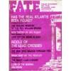 FATE Magazine 1971/ 2 Atlantis/UFOs/Healing