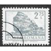 Romania - Scott #2354 CTO - With Gum - Hinged