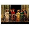 NETHERLANDS - Royal Family ~at balcony~