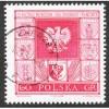 Poland - Scott #1319 CTO - With Gum - Hinged
