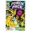 1989 Power Pack Comic # 51 – NM