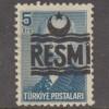 USED TURKEY #O30 (1955-1956)