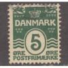 USED DENMARK #61 (1912)