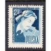 Poland (1957) Sc# 795 used; SCV $0.25