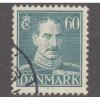 USED DENMARK #287 (1944)