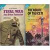 ACE DOUBLE 23775 Treasure of Tau Ceti / Final War