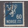 USED NORWAY #202 (1941)