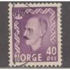USED NORWAY #347 (1955)