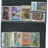 Nicaragua (9)  STAMPS SMALL MINT & USED   GROUP     G 203