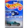 Hot Wheels - Dodge Ram 1500: 1995 Model Series #7/12 - Collector #348 *Green*