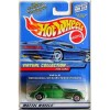 Hot Wheels - 1936 Cord: Virtual Collection Cars - Collector #097 (2000) *Green*