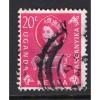 Kenya-Uganda-Tanganyika (1960) Sc# 123 (1) used