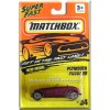 Matchbox - Plymouth Prowler: MB Action System #34/75 (1996) *Maroon Edition*