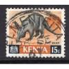 Kenya (1966-69) Sc# 22 (1) used
