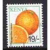 Kenya (2001) Sc# 755 used; CV $0.35