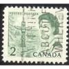 Canada 455 E. II Centennial 2c Perf 12 CV = 0.20$