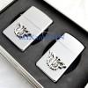 Zippo Partner Butterfly Lighters Set - Never used